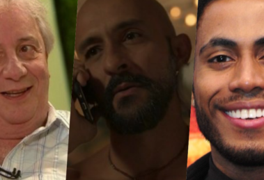 Marco Nanini, Irandhir Santos e Icaro Silva são gays e você nem fazia ideia (Foto reprodução)