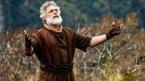 Noé termina a arca em Gênesis (Foto: Reprodução)