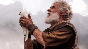 Noé em Gênesis (Foto: Reprodução)