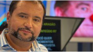 Geraldo Luís foi exposto por Xuxa Meneghel (Foto: Reprodução)