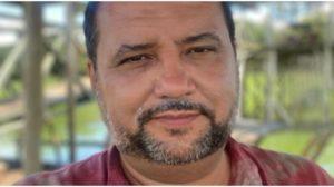 Geraldo Luís decidiu mostrar registro especial e público perguntou pela companhia do apresentador (Foto: Reprodução)