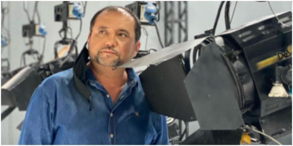 Geraldo Luís expõe volta ao ar após Record deixar apresentador de lado na emissora (Foto: Reprodução)