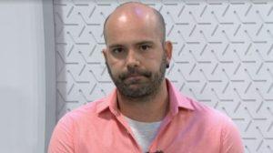 Plantão urgente assustou brasileiros na tarde deste domingo (Foto: Reprodução/TV Globo)