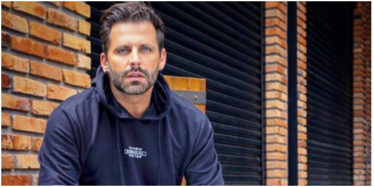 Henri Castelli nega cirurgia após fraturar a mandíbula (Foto: Reprodução)