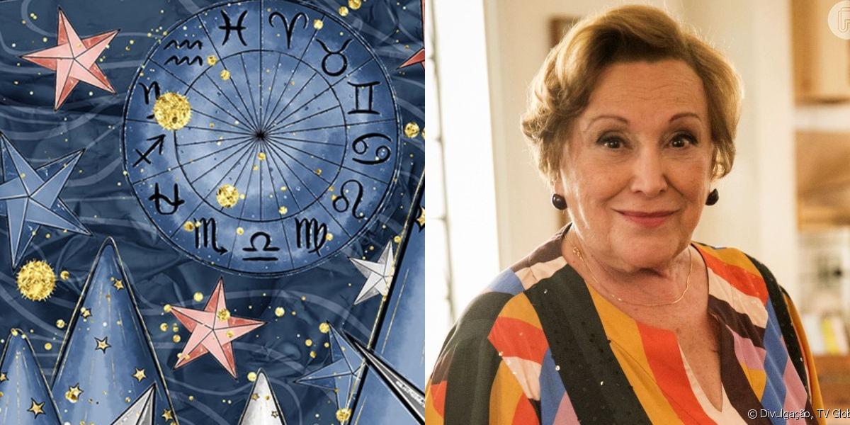 A quinta-feira, 07, é marcada pelo aniversário da falecida atriz Nicette Bruno, artista do signo de Capricórnio (Foto: Reprodução)