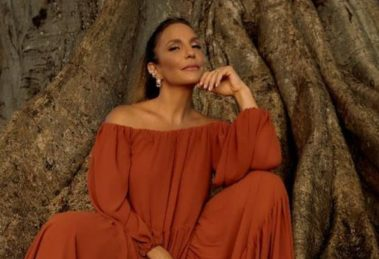 """Ivete Sangalo pode ocupar lugar do """"Domingão"""" (Foto: Reprodução/Instagram)"""