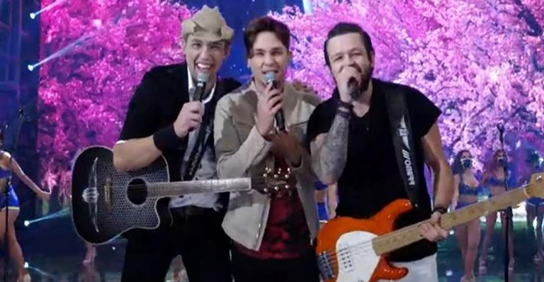 KLB no Domingão do Faustão