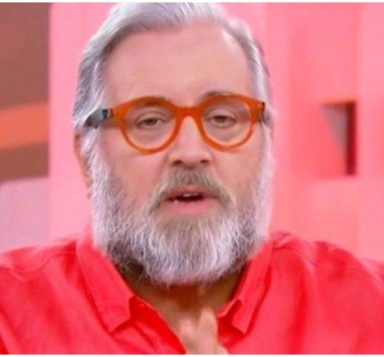 O apresentador Leão Lobo, ex-SBT - Foto: Reprodução