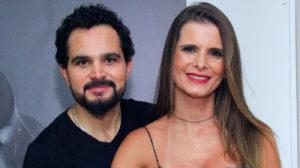 Luciano e Flavia Camargo