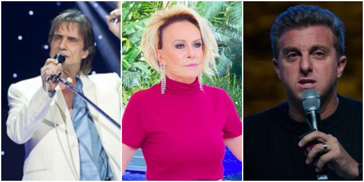 Vidente faz previsões para Luciano Huck, Ana Maria Braga e Roberto Carlos