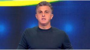 O apresentador Luciano Huck, da Globo - Foto: Reprodução