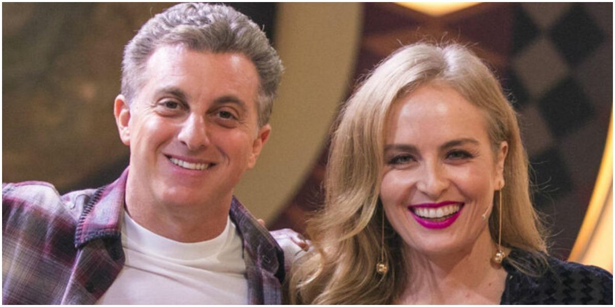 Luciano Huck e a esposa, Angélica - Foto: Reprodução
