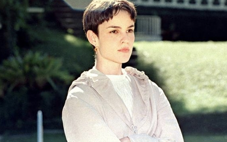 Carolina Kasting era a protagonista de Brida, novela da TV Manchete (Foto: Reprodução)