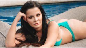 Maraisa comentou a participação de seu ex-namorado no BBB1 (Foto: Reprodução)