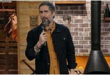O apresentador Marcos Mion, da Record - Foto: Reprodução
