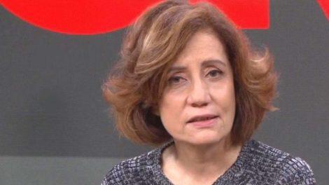 Miriam Leitão causa polêmica na web (Foto: Reprodução)