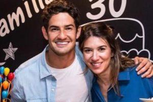 Pato e Rebeca Abravanel (Foto: Reprodução/Instagram)