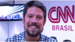 Phelipe Siani é contratado da CNN Brasil - Foto: Reprodução