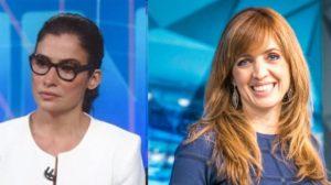 Renata Vasconcellos e Poliana Abritta (Foto: Reprodução/TV Globo)