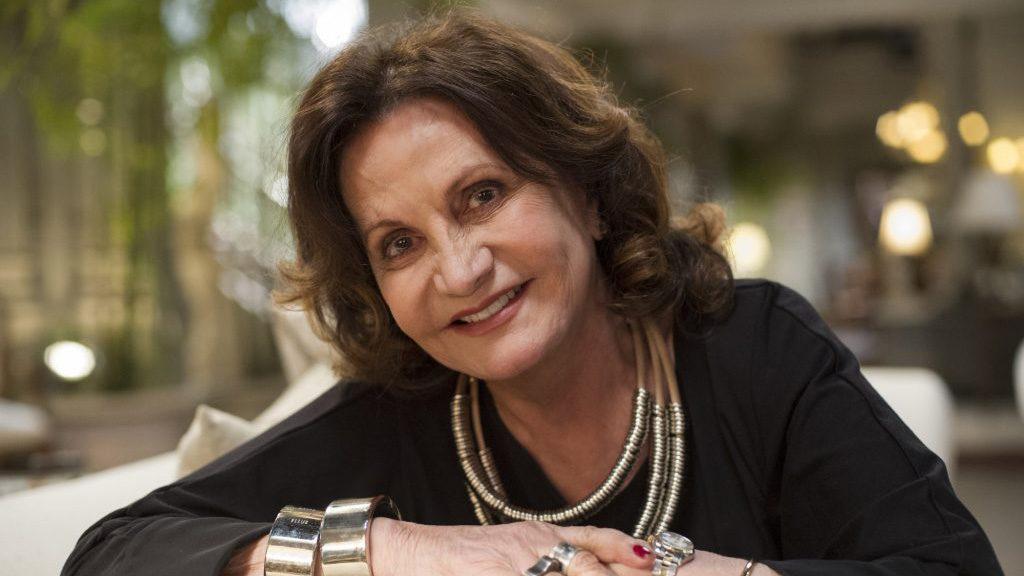 Rosamaria Murtinho (Foto: Reprodução/ Globo)