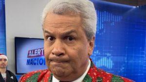 """Sikêra Jr é apresentador do """"Alerta Nacional"""", da RedeTV! (Foto: Reprodução/Instagram)"""