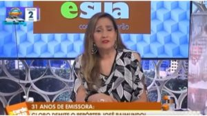Sonia Abrão expõe uma declaração nas redes sociais e fala de pessoa amada (Foto: Reprodução)