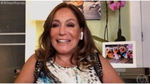 Susana Vieira assume seu nome verdadeiro ao público (Foto: Reprodução)