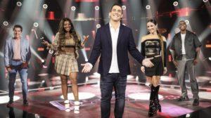 Estreia do The Voice + foi terrível em audiência (Foto: Divulgação/TV Globo)