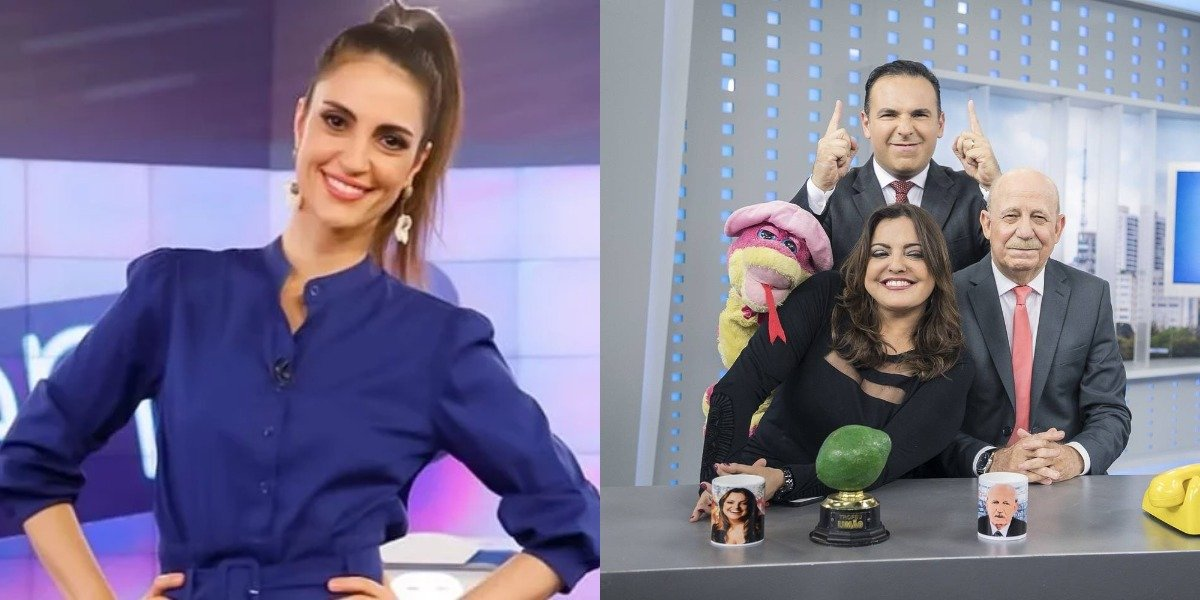 """""""Triturando"""" e """"A Hora da Venenosa"""" registraram quedas de audiência nos últimos dias (Foto: Divulgação/SBT/Record)"""