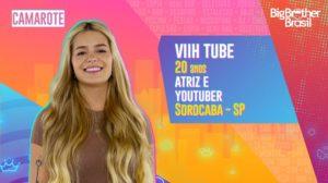 Viih Tube está no time Camarote do BBB21 (Foto: Divulgação / Gshow)