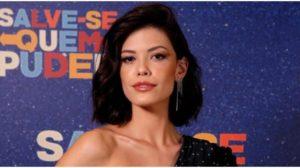 A atriz Vitória Strada foi flagrada curtindo post de Nego do Borel - Foto: Reprodução