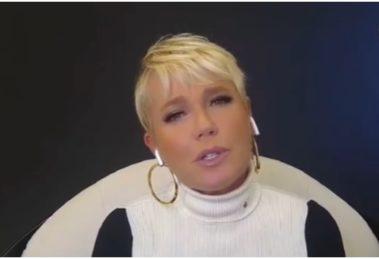 Xuxa rompe com a Record para flertar com a Globo e sai como ingrata do canal de Edir Macedo (Foto: Reprodução)