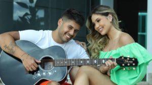 Zé Felipe e Virgínia Fonseca (Foto: Reprodução/Instagram)