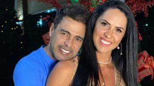 Zezé e Graciele Lacerda (Foto: Reprodução/Instagram)