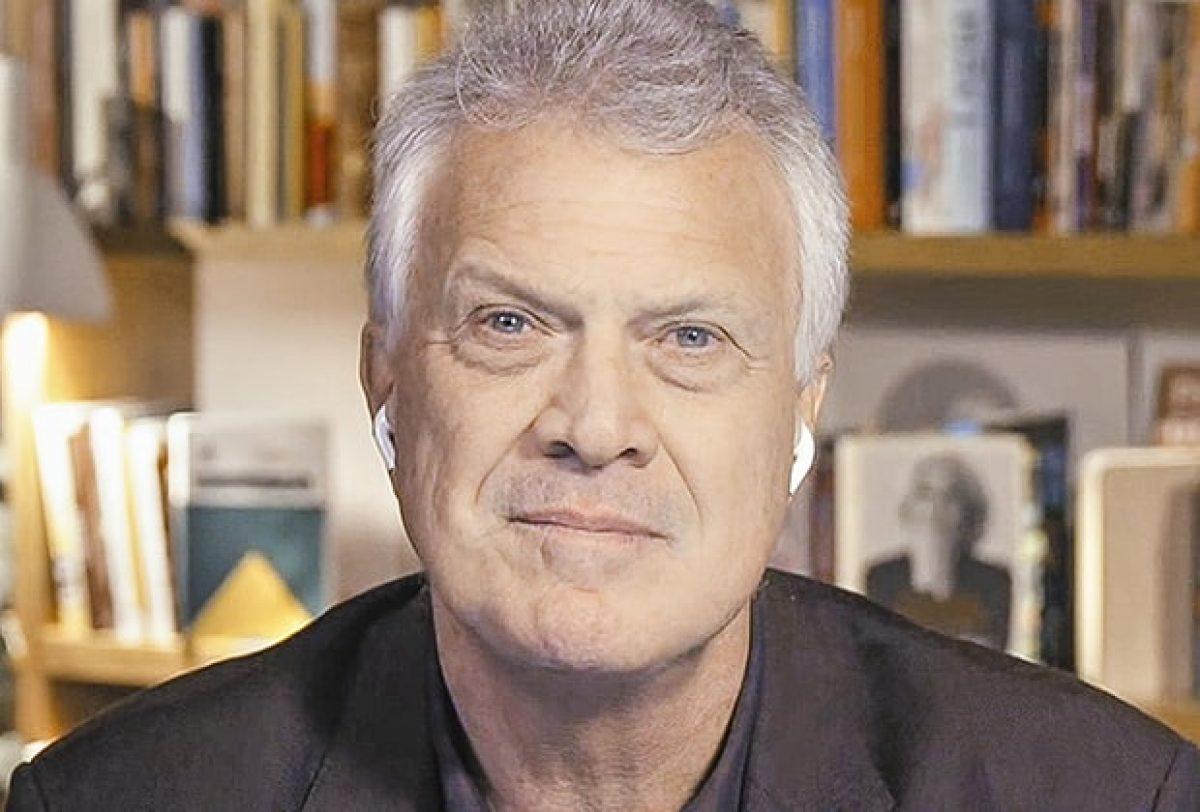 Pedro Bial debochou do Lula (Foto: Reprodução)