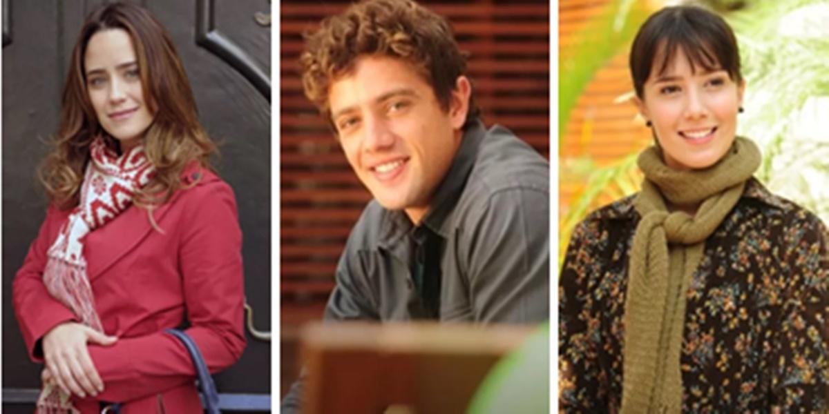 Protagonistas da novela A Vida da Gente (Foto: Montagem/TV Foco)
