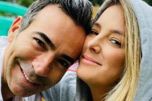 César Tralli e a esposa, Ticiane Pinheiro (Foto: Reprodução / Instagram)