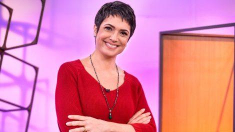 Sandra Annenberg (Foto: Reprodução / Globo)