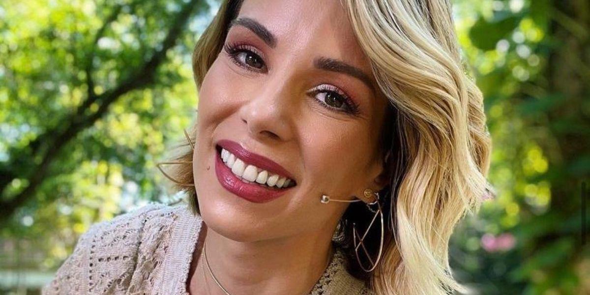 Ana Furtado, apresentadora esposa de Boninho (Foto: Reprodução)