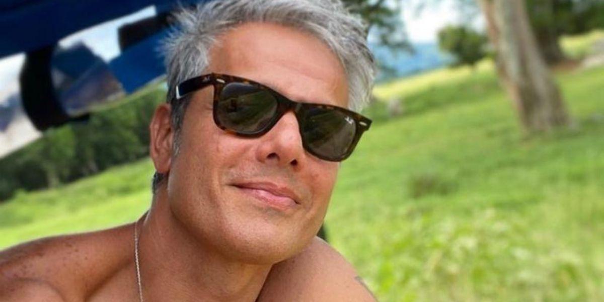 Otaviano Costa pode substituir Marcos Mion (Foto: Reprodução / Instagram)