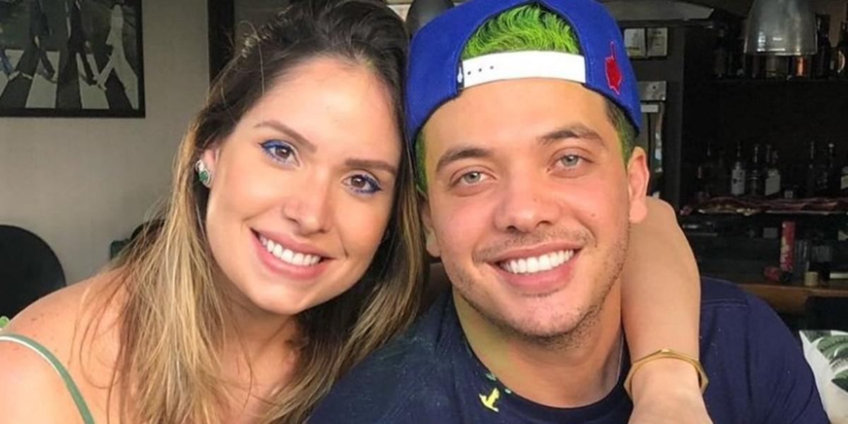 Thyane Dantas e Wesley Safadão (Foto: Reprodução / Instagram)