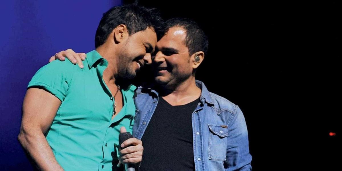 Zezé Di Camargo e Luciano (Foto: Reprodução / YouTube)