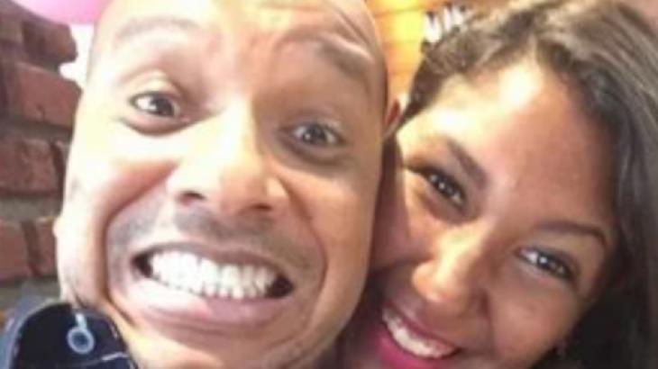 Anderson do Molejo e sua filha, Alessa (Foto: Divulgação)