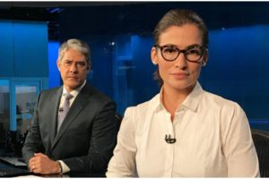 William Bonner e Renata Vasconcellos estão na mira da justiça - Foto
