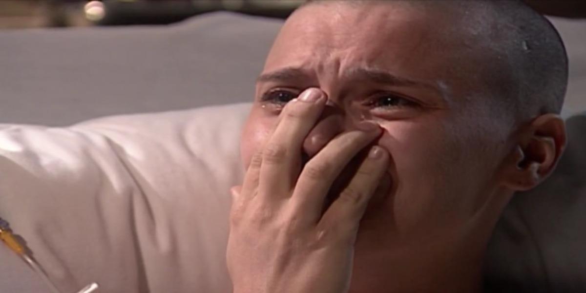 Camila recebe pior notícia do mundo (Foto: Reprodução)