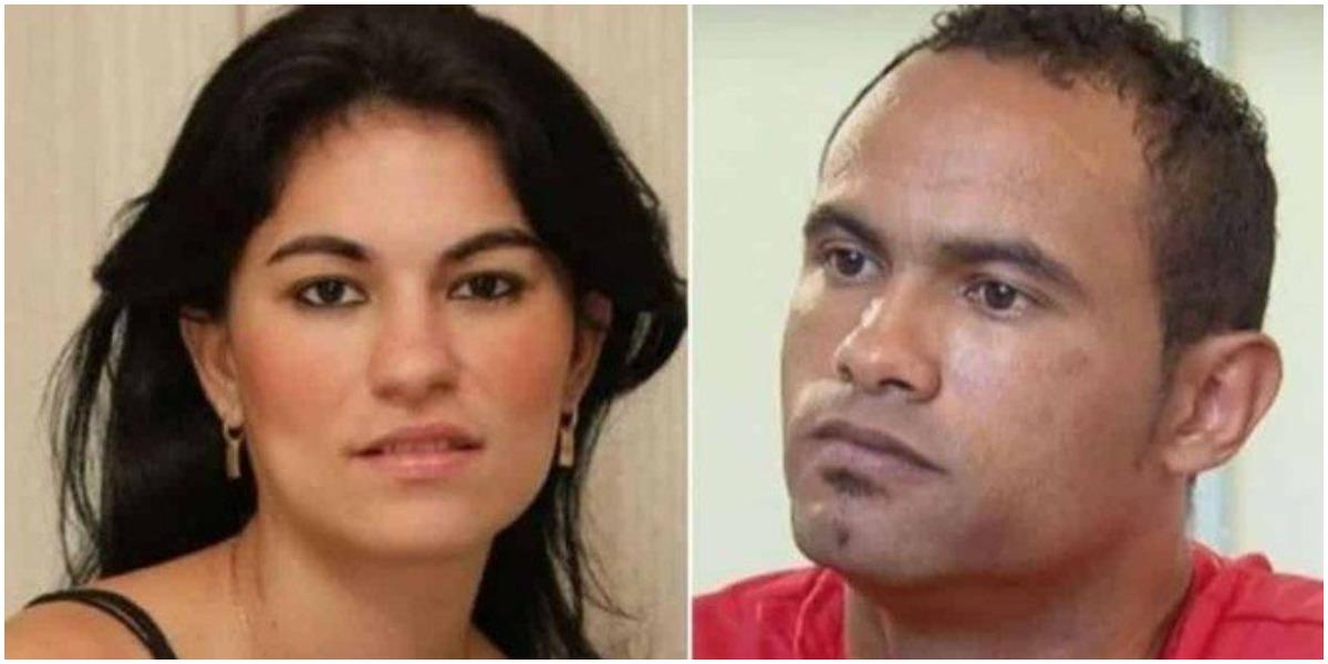 Bruno foi condenado pelo assassinato de Eliza Samudio (Foto: Reprodução)