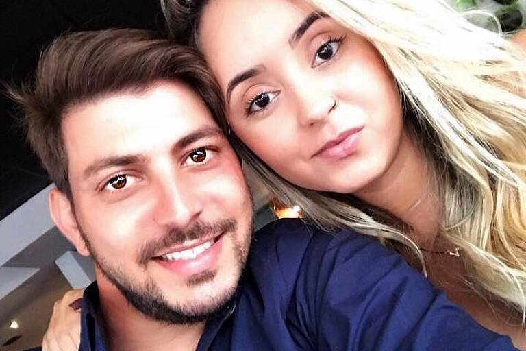 Caio pediu noiva em casamento após eliminação do BBB21 (Foto: Reprodução/Instagram)