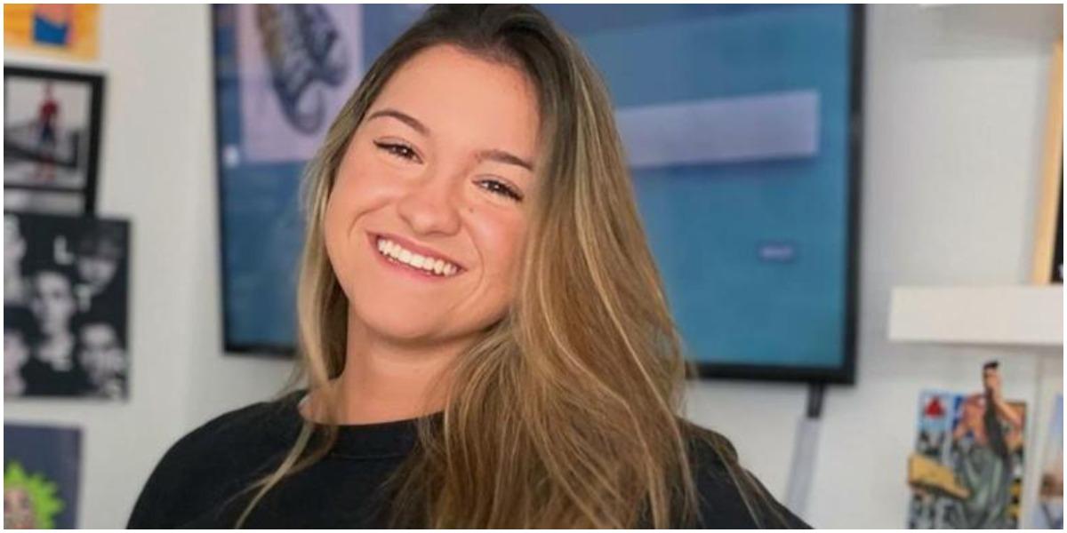 Marina Liberato, filha de Gugu, se recusa a expor a família (Foto: Reprodução)