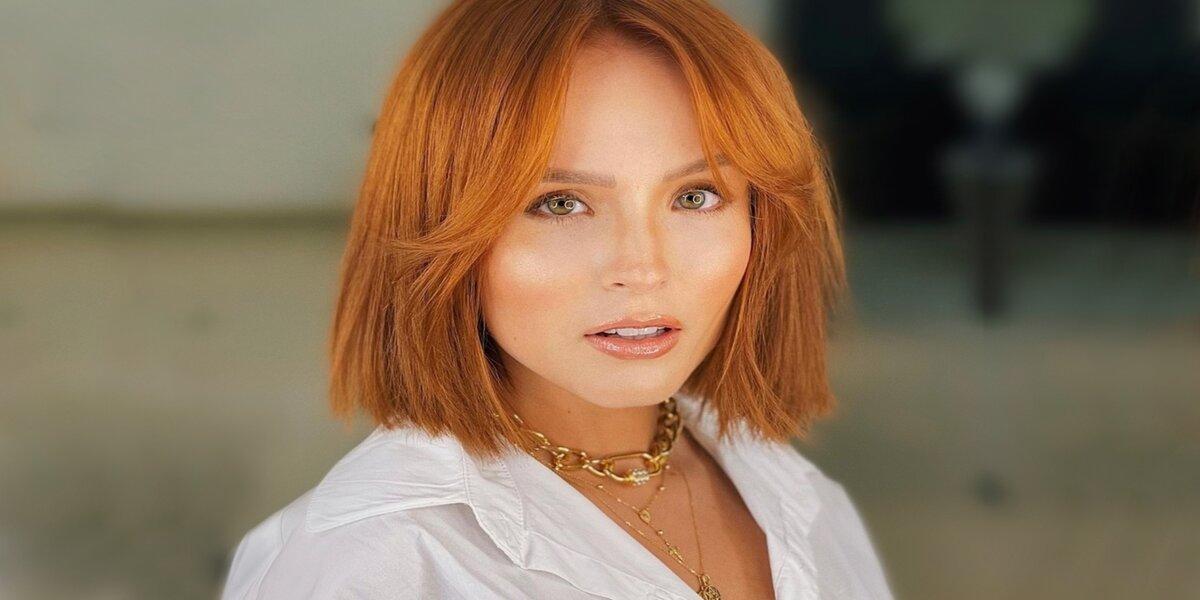 Larissa Manoela saiu do SBT há pouco tempo para fazer parte do elenco da Globo. Famosa contou detalhes do término com Leo Cidade (Foto: Reprodução/Instagram)