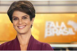 Mariana Godoy vai comandar o Fala Brasil (Foto: Reprodução)